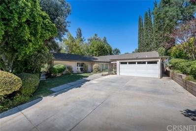15741 Royal Ridge Road, Sherman Oaks, CA 91403 - MLS#: SR18243651