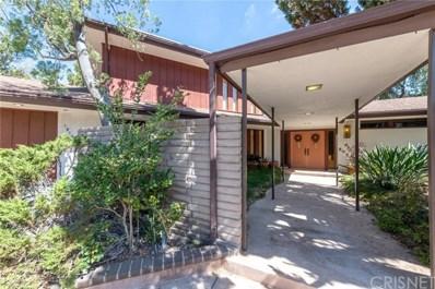 19107 Sarita Place, Tarzana, CA 91356 - MLS#: SR18243905