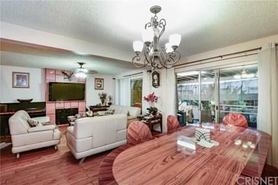 10950 Saticoy Street UNIT 21, Sun Valley, CA 91352 - MLS#: SR18244025
