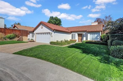4492 Pine Ridge Court, Moorpark, CA 93021 - MLS#: SR18244397