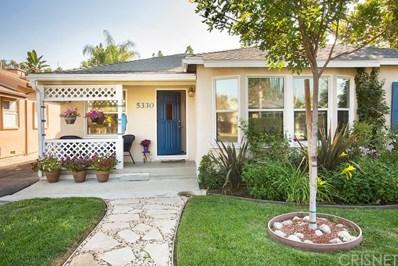 5330 Forbes Avenue, Encino, CA 91436 - MLS#: SR18244544
