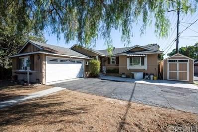 6418 Woodlake Avenue, West Hills, CA 91307 - MLS#: SR18245202