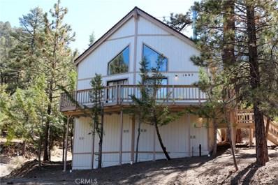 1605 Freeman Drive, Pine Mtn Club, CA 93225 - MLS#: SR18245405
