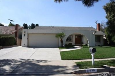 3439 Texas Avenue, Simi Valley, CA 93063 - MLS#: SR18246038