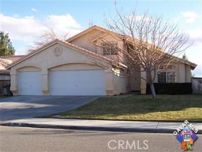 2916 Owens Way, Rosamond, CA 93560 - MLS#: SR18246244