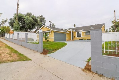 11005 Borden Avenue, Pacoima, CA 91331 - MLS#: SR18246556