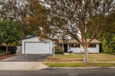 20538 Mandell Street, Winnetka, CA 91306 - MLS#: SR18246646