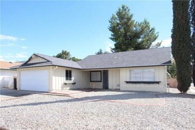 1100 E Lingard Street, Lancaster, CA 93535 - MLS#: SR18247386