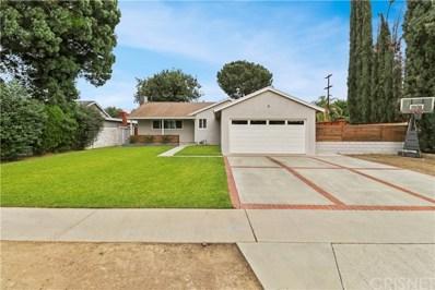 20309 Cantara Street, Winnetka, CA 91306 - MLS#: SR18247398
