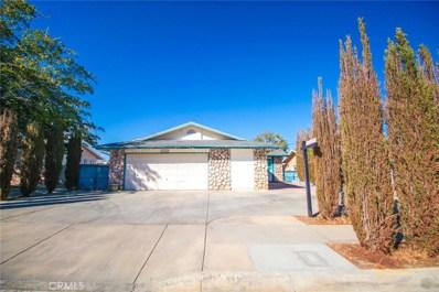1233 E Avenue Q4, Palmdale, CA 93550 - MLS#: SR18247793
