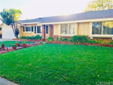 10551 Yolanda Avenue, Porter Ranch, CA 91326 - MLS#: SR18247983