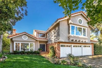 22314 Cairnloch Street, Calabasas, CA 91302 - #: SR18248049