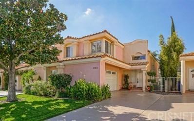 25813 Dickens Court UNIT 7, Stevenson Ranch, CA 91381 - MLS#: SR18248265