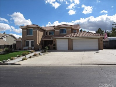 5560 Avenida Entrada, Palmdale, CA 93551 - MLS#: SR18248397