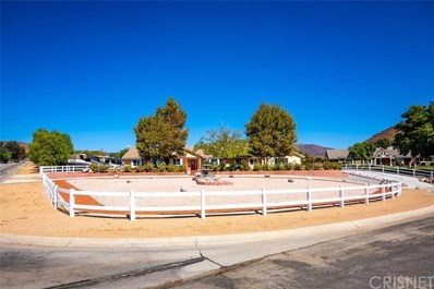 3533 Lariat Way, Acton, CA 93510 - MLS#: SR18248466