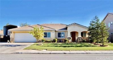 1756 Thomas Drive, Lancaster, CA 93535 - MLS#: SR18248736
