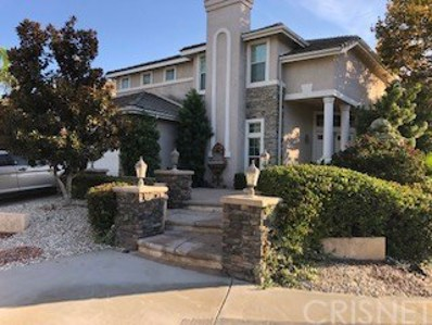 25502 Wilde Avenue, Stevenson Ranch, CA 91381 - MLS#: SR18249460