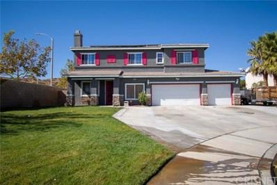 39215 Chantilly Lane, Palmdale, CA 93551 - MLS#: SR18249599