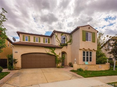 24458 Mira Vista Street, Valencia, CA 91355 - MLS#: SR18249627
