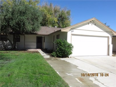 1421 W Avenue H14, Lancaster, CA 93534 - MLS#: SR18249997