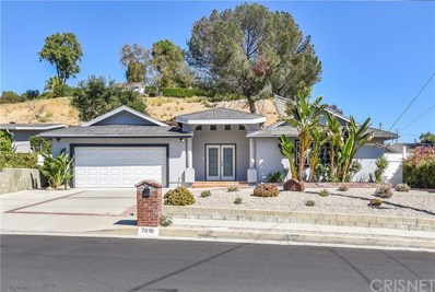 7010 Deveron Ridge Road, West Hills, CA 91307 - MLS#: SR18250134