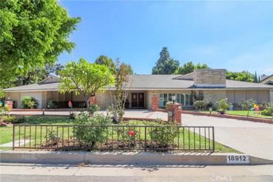 18912 San Jose Street, Porter Ranch, CA 91326 - MLS#: SR18250380