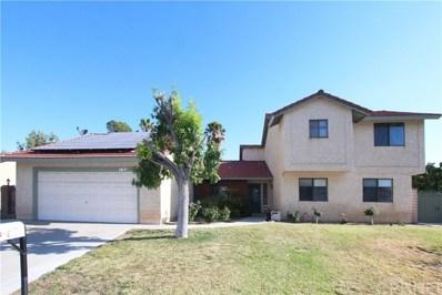 1617 Park Somerset Street, Lancaster, CA 93534 - MLS#: SR18250511