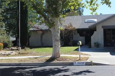 22297 Canones Circle, Saugus, CA 91350 - MLS#: SR18250531