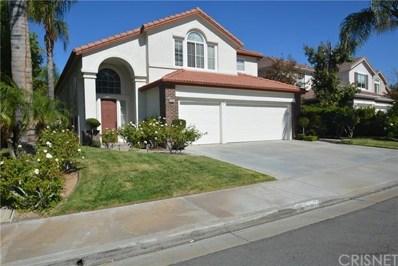 23321 Summerglen Place, Valencia, CA 91354 - MLS#: SR18250585