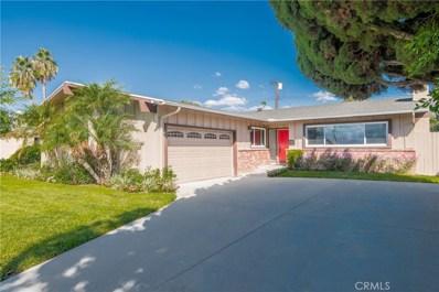 16823 Lahey Street, Granada Hills, CA 91344 - MLS#: SR18250825