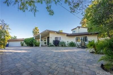 22842 Hatteras Street, Woodland Hills, CA 91367 - MLS#: SR18251492