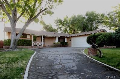 38712 Sage Tree Street, Palmdale, CA 93551 - MLS#: SR18251525