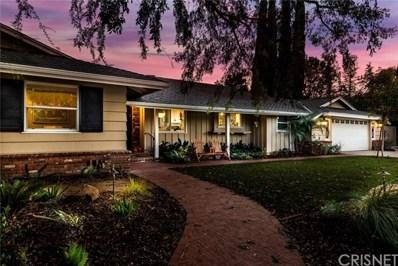 17634 Weddington Street, Encino, CA 91316 - MLS#: SR18251663