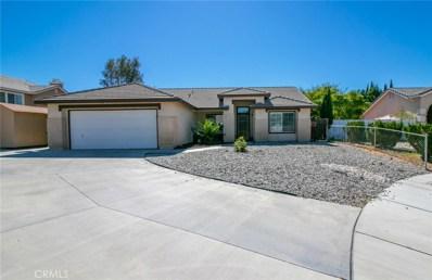 6130 Plaza Court, Palmdale, CA 93552 - MLS#: SR18252128