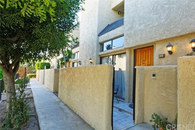 1008 W Riverside Drive UNIT 36, Burbank, CA 91506 - MLS#: SR18252153