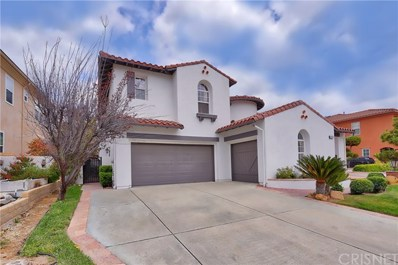 26853 Chaucer Place, Stevenson Ranch, CA 91381 - MLS#: SR18252304