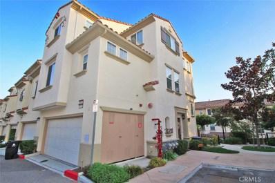 15633 Odyssey Drive UNIT 55, Granada Hills, CA 91344 - MLS#: SR18252344