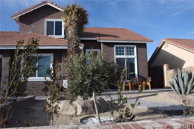 2603 Cold Creek Avenue, Rosamond, CA 93560 - MLS#: SR18252370