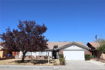 2907 E Avenue Q3, Palmdale, CA 93550 - MLS#: SR18252906