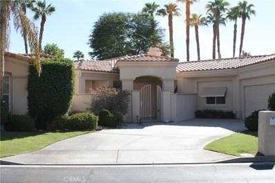 72 Amalfi Drive, Palm Desert, CA 92211 - MLS#: SR18253260