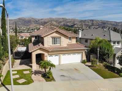 20359 Androwe Lane, Porter Ranch, CA 91326 - MLS#: SR18253398