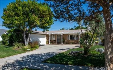 6646 Franrivers Avenue, West Hills, CA 91307 - MLS#: SR18253405