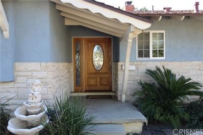 10324 Aldea Avenue, Granada Hills, CA 91344 - MLS#: SR18253423