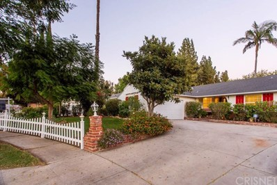 8306 Nestle Avenue, Northridge, CA 91325 - MLS#: SR18253632