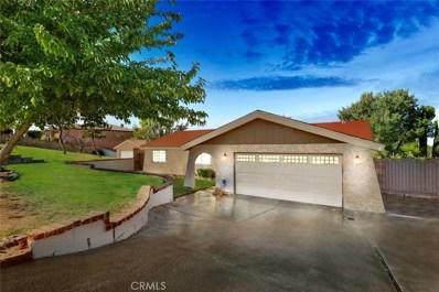 4741 W Avenue L14, Lancaster, CA 93536 - MLS#: SR18254068