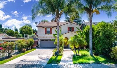 12766 Hortense Street, Studio City, CA 91604 - MLS#: SR18254191