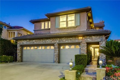 20815 Vercelli Way, Porter Ranch, CA 91326 - MLS#: SR18254265