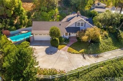 4918 Matula Drive, Tarzana, CA 91356 - MLS#: SR18254476