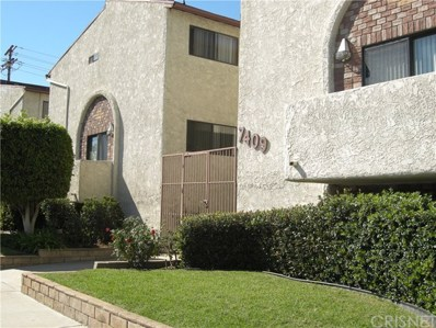 7409 Woodman Avenue UNIT 115, Van Nuys, CA 91405 - MLS#: SR18254753