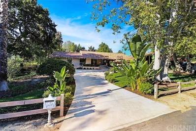 31717 Foxfield Drive, Westlake Village, CA 91361 - MLS#: SR18254939